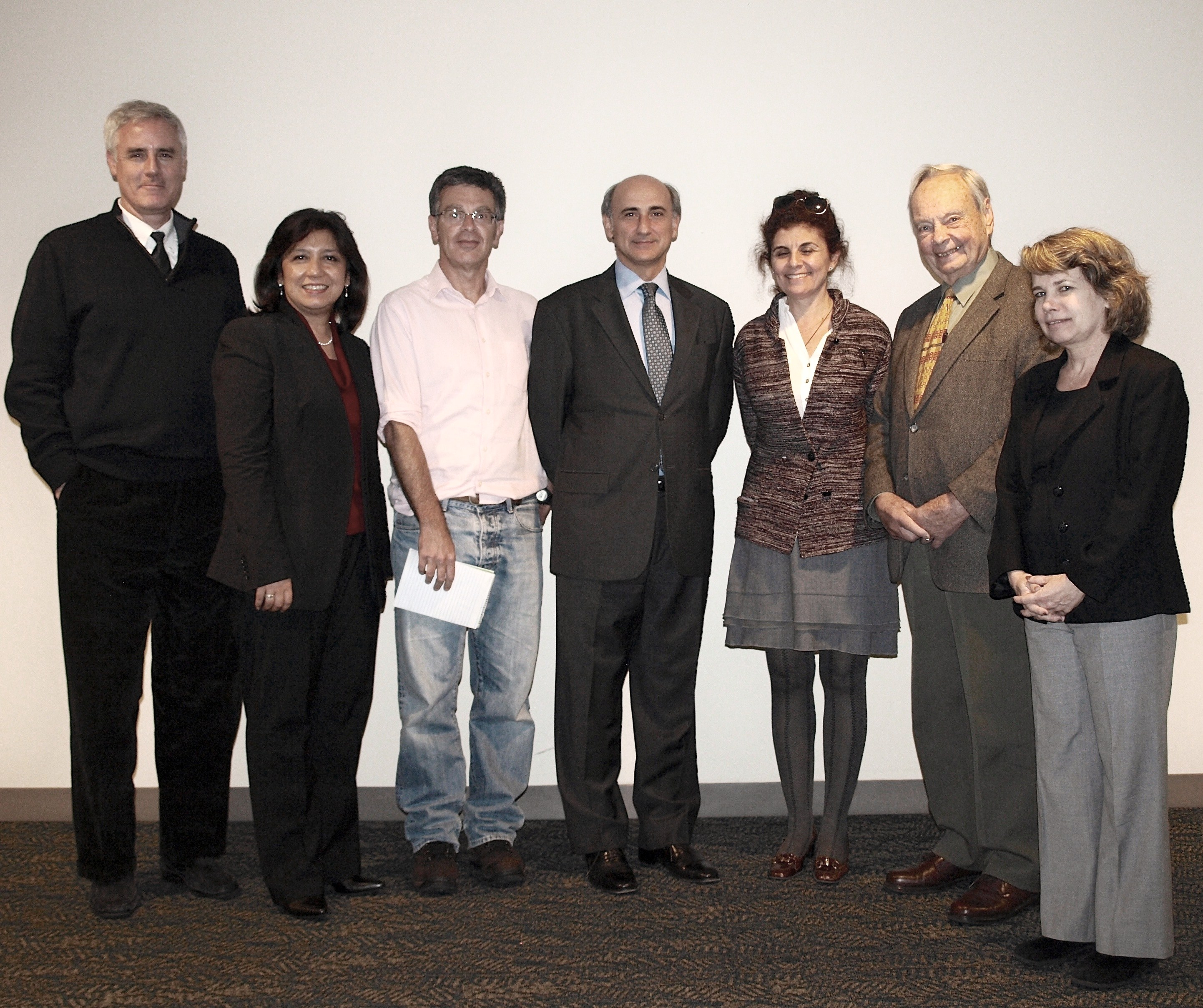 Academic Council meeting with the Mediation Support Unit (MSU) at UN Headquarters (November 2012)