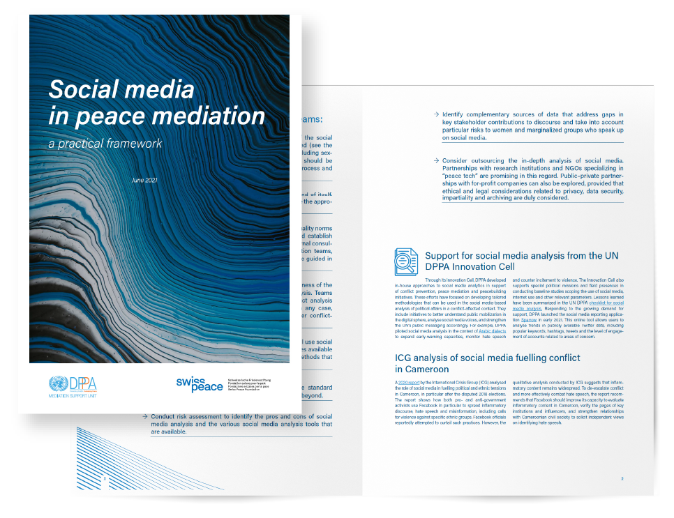 Soical Media and Mediation