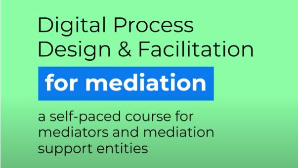 Digital Process Course